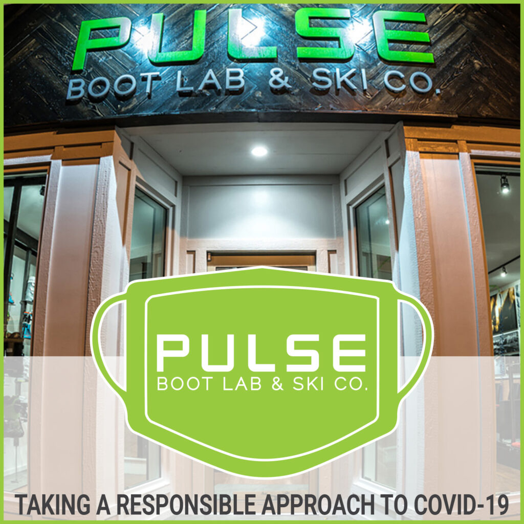 Covid Safety Protocols at PULSE Boot Lab